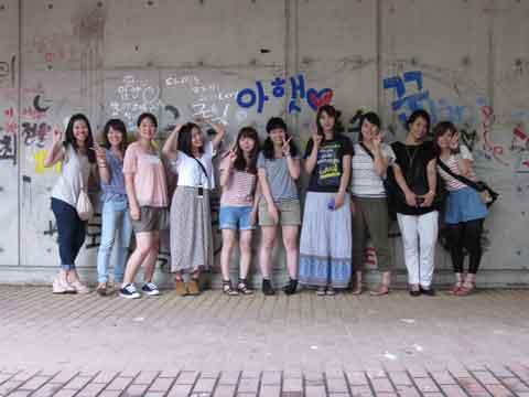 韓国語学研修(聖公会)報告 「現地で学んだこと」| 海外研修プログラム参加者の声| 国際交流いろ