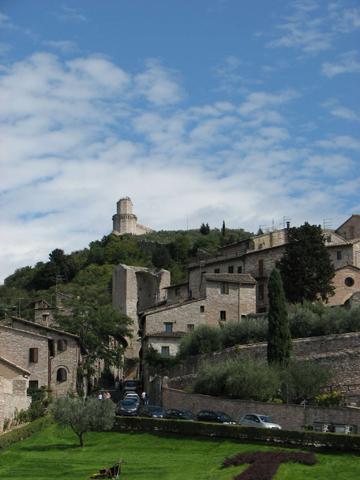 アッシジ、フランチェスコ聖堂と関連修道施設群の画像 p1_29