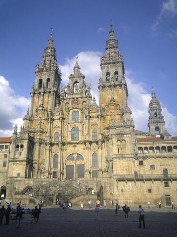 サンティアゴ・デ・コンポステーラ大聖堂の画像 p1_36