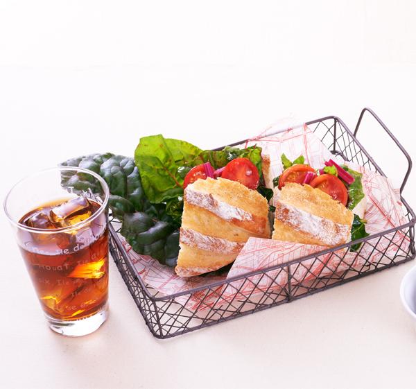 フランス風サンドイッチ